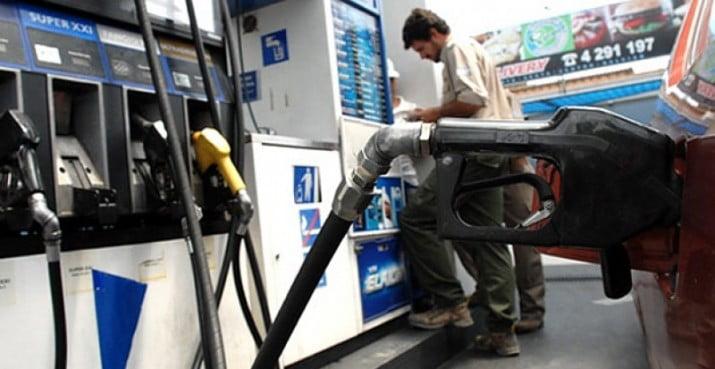 En mayo vuelve a subir la nafta
