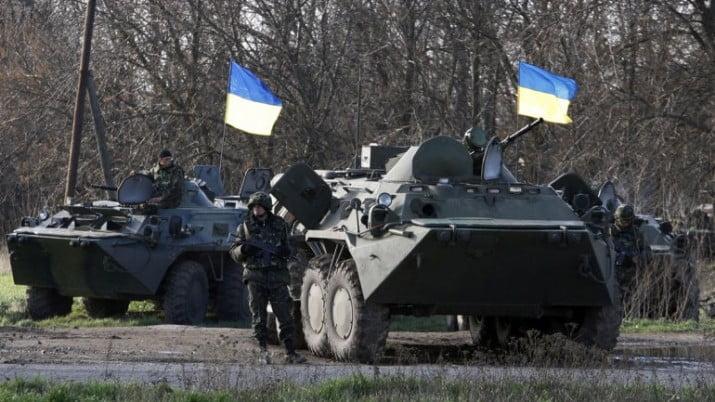 """Ucrania relanza """"operación antiterrorista"""" y cae el acuerdo de Ginebra"""