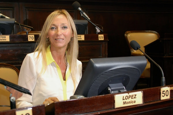 El sciolismo: Denuncia penal contra Mónica López y pedido de desafuero