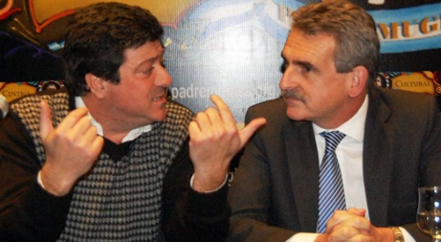 Con Scioli de viaje, Mariotto recibe a Agustín Rossi en un acto kirchnerista