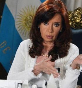 Cristina anunció que enviará un proyecto de Ley para el pago local de la deuda exterior del país
