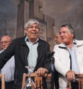 Moyano y Barrionuevo le pusieron fecha al paro