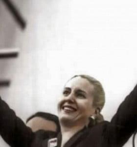 Voto femenino: Alicia Kirchner recordó a Evita