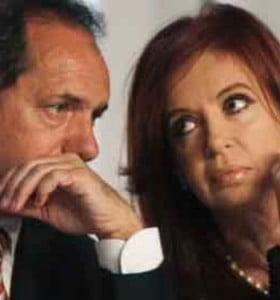 Scioli sostiene que Máximo Kirchner no habló de la re-reelección de Cristina