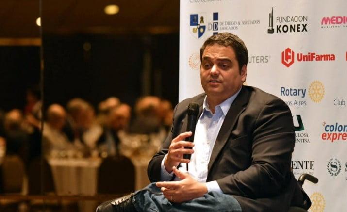 """Triaca dice que ve """"muy madura"""" a la CGT para debatir sobre la reforma laboral"""
