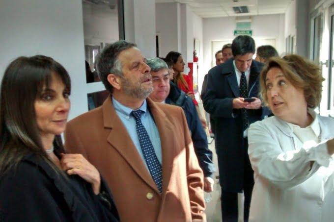 Diputados de todos los partidos se solidarizaron con el ministro Rubinstein por bochorno sufrido en Tandil
