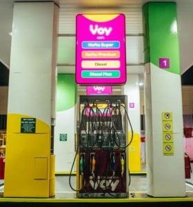 Nace la primera red low cost de estaciones de servicio
