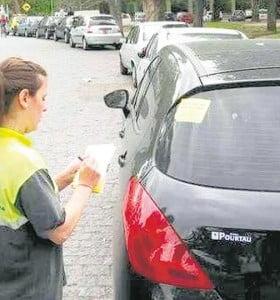 La deuda en multas no impide sacar el registro