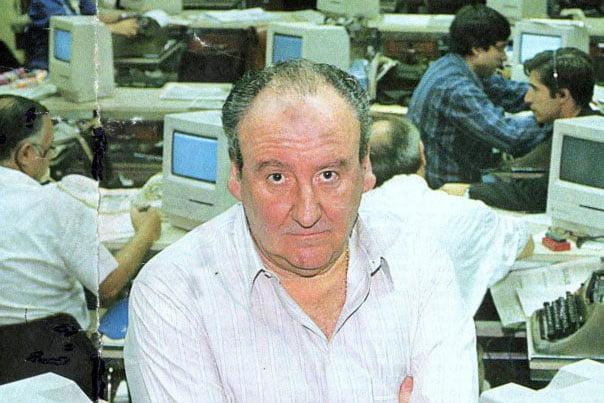 Murió Héctor Ricardo García, el padre de Crónica