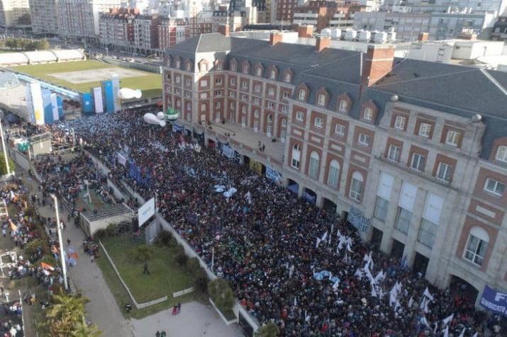"""La primera sede del """"gabinete federal"""" de AF será Mar del Plata"""