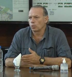 """Berni borra la """"injerencia"""" de los intendentes en el manejo de la policía"""