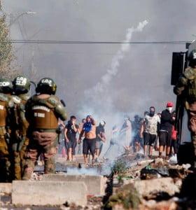 Chile: récord de muertes y contagio en medio de protestas por hambre