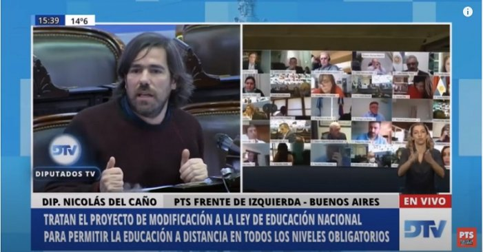 Modifican la ley de educación sin debate en la comunidad educativa