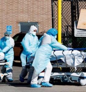 EEUU ya tiene más de 100 mil muertos por coronavirus y se profundiza la crisis