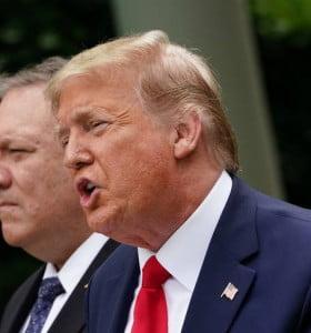 Trump vuelve a culpar a China y retira a EE.UU. de la OMS