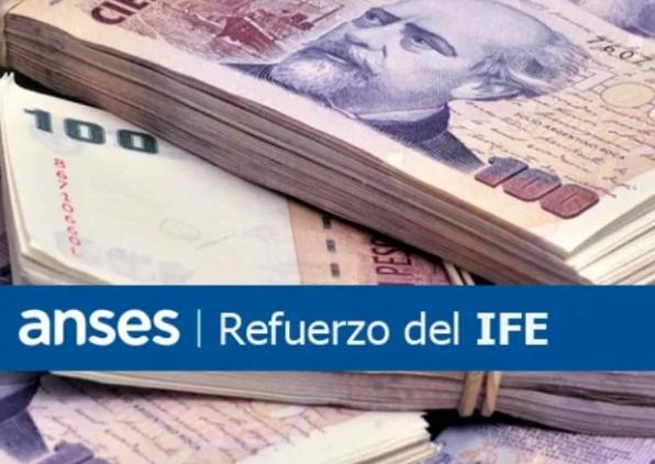 Anses: ¿Cuál será el monto del refuerzo del IFE en junio?