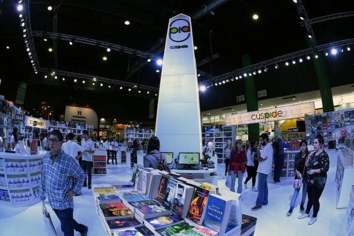 La 46° Feria del Libro de Buenos Aires va a la casa de los lectores