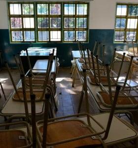 Harán una evaluación nacional para planificar el regreso a las aulas