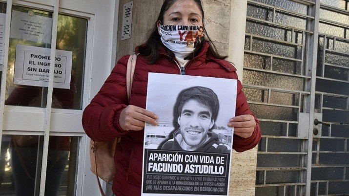 """""""El sistema judicial no quiere hacer nada"""", dijo la mamá de Facundo"""