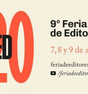 Feria de Editores: más de 160 editoriales en tres días