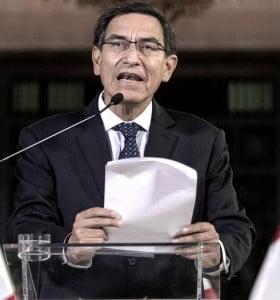 Perú elegirá presidente el 11 de abril de 2021