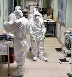 Coronavirus en Argentina: se registraron 235 muertes y 6.840 nuevos casos