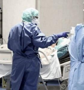Récord de fallecidos por coronavirus: 283 muertos informados en un día