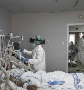 Otro récord de contagios: 8.225 nuevos casos y 187 fallecidos en 24 horas