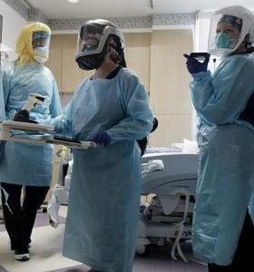 Reportan 211 muertes por coronavirus en las últimas 24 horas