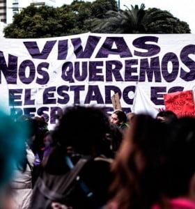Reportan que 102 mujeres fueron víctimas de femicidio en 140 días de aislamiento