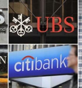 Un informe denuncia a grandes bancos por el blanqueo de sumas millonarias