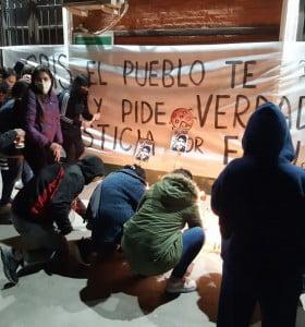 Trasladaron y velaron los restos de Facundo Astudillo Castro en Bahía Blanca
