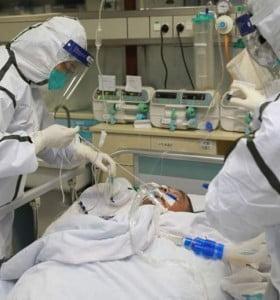 Otras 364 personas murieron y 11.807 fueron diagnosticadas con coronavirus