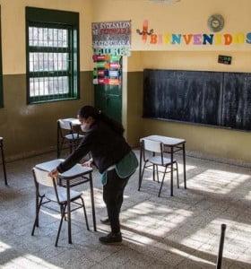 Nación propone extender las clases hasta el 30 de abril