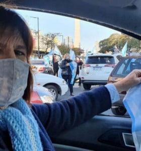 Patricia Bullrich, defendió a los jueces desplazados por el oficialismo