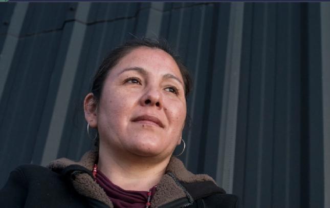 Cristina Castro declaró en la causa por la desaparición y muerte de su hijo