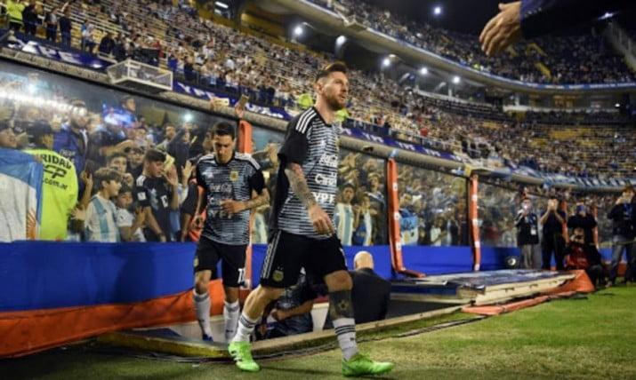 Eliminatorias: Argentina debutará en octubre en La Bombonera