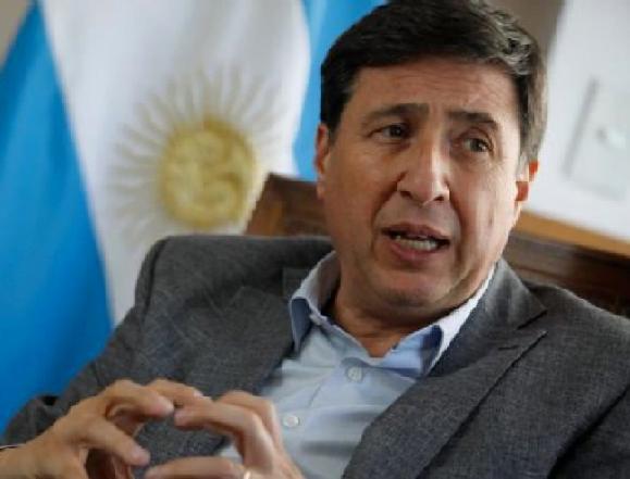 """""""El Estado acompaña con financiamiento y maquinarias para salir de la crisis"""""""