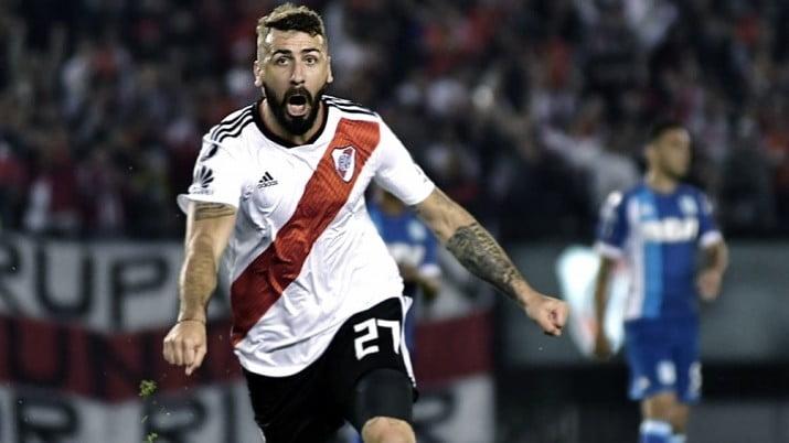 Pratto se lesiona y no estará disponible para jugar ante San Pablo