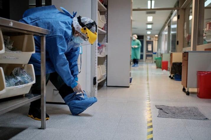 Coronavirus: 16.546 nuevos casos y 381 muertes en las últimas 24 horas