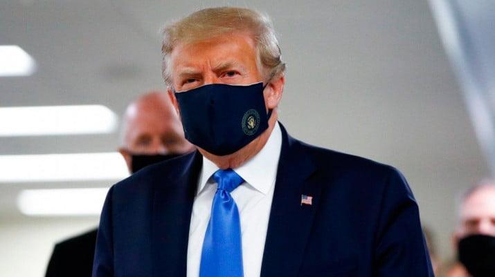 Trump minimizó en 136 ocasiones la amenaza del Covid-19