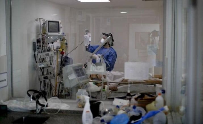 Otras 452 personas murieron y 11.242 fueron reportadas con coronavirus