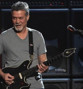 Adiós a Van Halen, el héroe de la guitarra que inspiró el sonido rockero de los `80