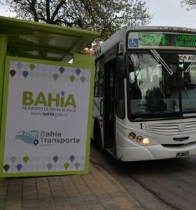 Este jueves se aumenta del transporte público en Bahía Blanca
