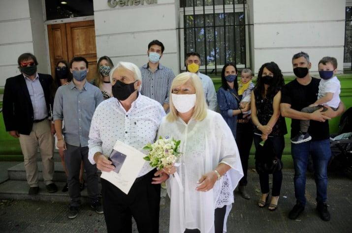 Volvieron los casamientos en toda la provincia de Buenos Aires