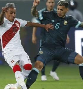 Argentina, efectivo en ataque, venció a Perú en Lima