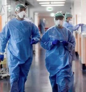 Murieron 275 personas y hubo 7.846 nuevos contagios de coronavirus en el país