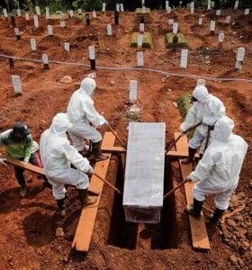 Coronavirus: El mundo se acerca al millón y medio de muertos por la pandemia