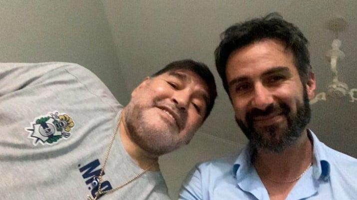 """Para los fiscales, el control médico de Maradona """"era totalmente deficiente"""""""