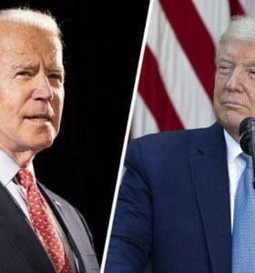 Trump y Biden, cabeza a cabeza en un reñido escrutinio en EEUU